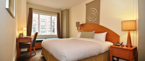 Гостиница «Турист» – экономный вариант проживания в столице