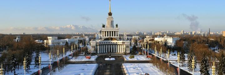 Крупнейшие выставки Москвы