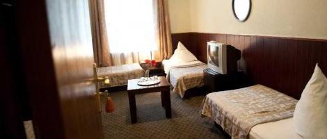 Отель «Турист» является одним из самых популярных в столице.