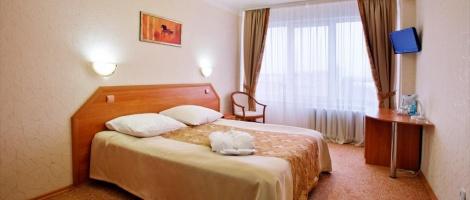 Современные эконом-номера в отеле «Турист» в Москве