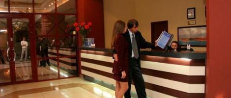 Гостиница «Турист» дружелюбно встретит на своём пороге любого туриста столицы.