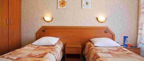 Гостиница «Турист» в Москве: недорогие номера